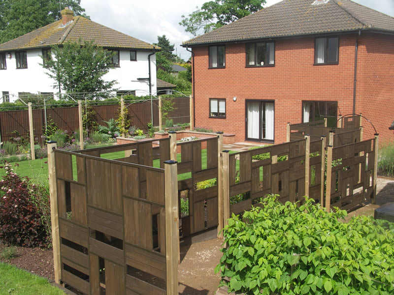 Gardens Sorted Screens and fencing