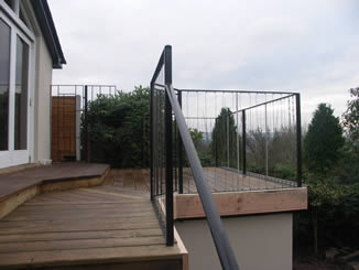 Bespoke Decking and Platform Structure